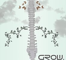 Spine Growth by BlondieAu