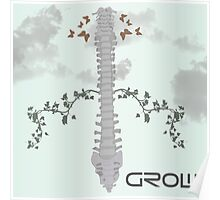 Spine Growth Poster