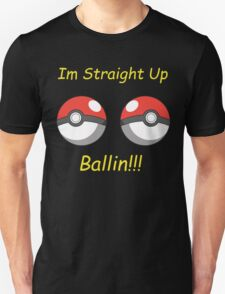 Pokemon Ballin T-Shirt