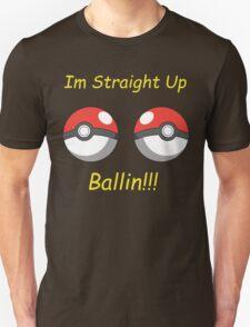 Pokemon Ballin Unisex T-Shirt