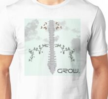 Spine Growth Unisex T-Shirt