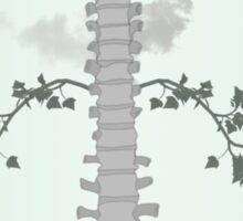 Spine Growth Sticker