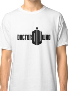dr. who Classic T-Shirt