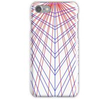 Patriotic Chevrons iPhone Case/Skin