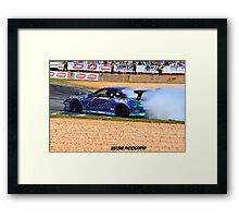 Enjuku Racing Nissan S15 Drift car Framed Print