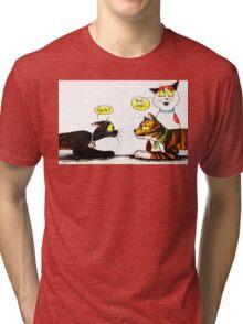 SkyeCatz Introductions Tri-blend T-Shirt