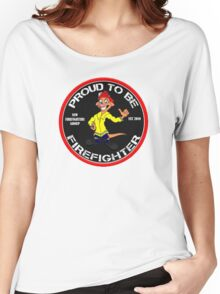 Nsw Firefighters Group Women's Relaxed Fit T-Shirt