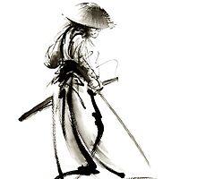 Samurai Ronin Japan art samurai sword armor samurai mask katana sword samurai avatar japan poster japan wall decor japan poster japan print costume samurai clothing samurai decall samurai avatar by Mariusz Szmerdt