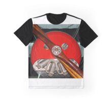 Red Nose Graphic T-Shirt
