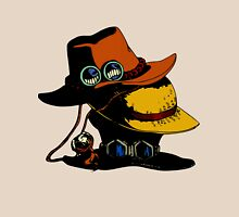 One Piece - Ace Luffy Sabo Hat Unisex T-Shirt