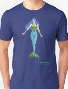 The Aquatic Princess of Salineas by Kevenn T. Smith Unisex T-Shirt