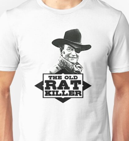 The Old Rat Killer Unisex T-Shirt
