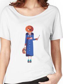 Painter Women's Relaxed Fit T-Shirt