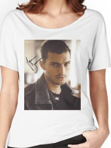 YOUNG JAMIE DORNAN Women's Relaxed Fit T-Shirt
