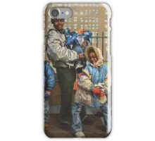 Family at One iPhone Case/Skin