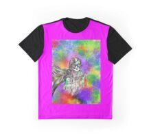 Color Bandit Digital Art by KassetteArt Graphic T-Shirt