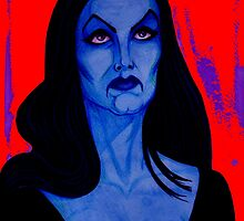 vampira blood by dgstudio