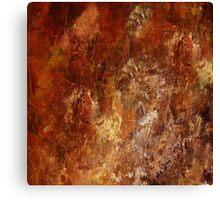 Splash Of Earth Canvas Print