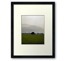 Greytown - New Zealand Framed Print
