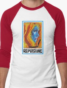 Repulsion  Men's Baseball ¾ T-Shirt