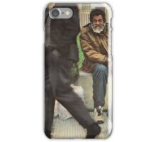 In Between the Shadows iPhone Case/Skin