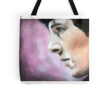 Sherlock - A Study In Pink Tote Bag