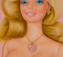 Glamour Doll  Sticker