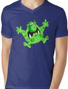 Dave the Dude Mens V-Neck T-Shirt