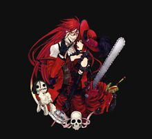 grell and madam red together  Unisex T-Shirt