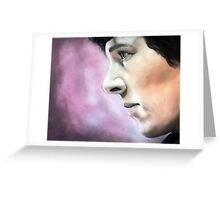 Sherlock - A Study In Pink Greeting Card