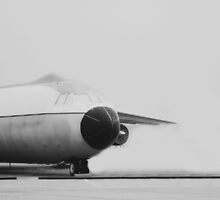 Vintage Airplane by Kimberose