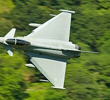 Typhoon (euro fighter) by Stephen Kane