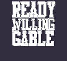 Ready Willing & Gable Unisex T-Shirt