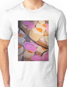 CUPCAKES Unisex T-Shirt