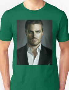 STEPHEN AMELL Unisex T-Shirt