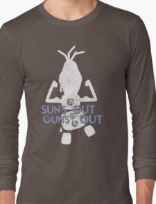 Summer workout Long Sleeve T-Shirt