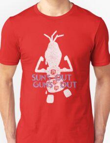 Summer workout Unisex T-Shirt
