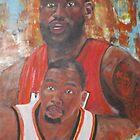 The Boys of Basketball by LJonesGalleries
