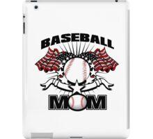 Baseball Mom iPad Case/Skin