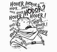 HODOR! Game of Thrones by UchimataMan