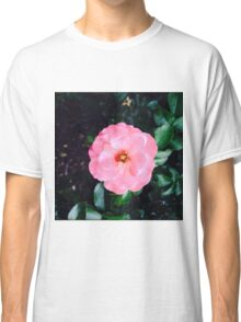 Beautiful Pink Flower Classic T-Shirt