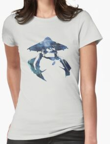 Storm Spirit Build Guide Womens Fitted T-Shirt