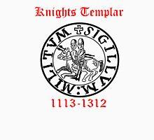 Knights Templar seal Unisex T-Shirt