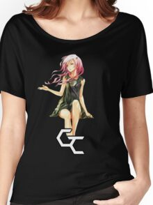 inori lost in the wind Women's Relaxed Fit T-Shirt