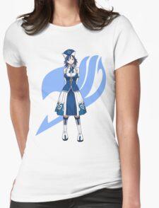 Juvia Womens Fitted T-Shirt