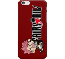 Natsu Dragneel - Fairy Tail iPhone Case/Skin