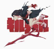 Kill la Kill - Ryuko  by ReidenDB