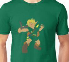Pixel Silhouette: Kid Link Unisex T-Shirt