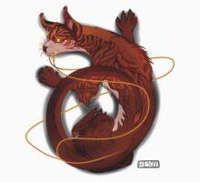 Dragon Cat One Piece - Short Sleeve