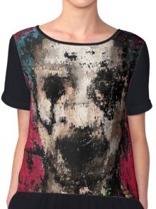 Where the Eternal comes to play in this world of death and decay. Chiffon Top